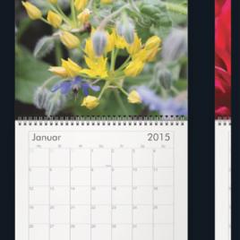 Fotowandkalender Spruchmotive